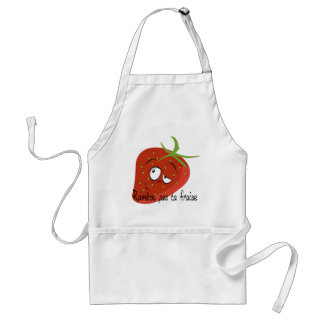 Do not bring back your strawberry apron
