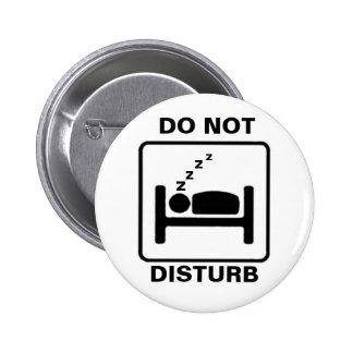 DO NOT DISTURB | BUTTON