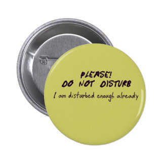 Do Not Disturb Button