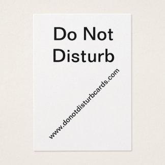 Do Not Disturb cards .Com (Do Not Disturb Card.)