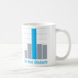 Do Not Disturb Coffee Mug