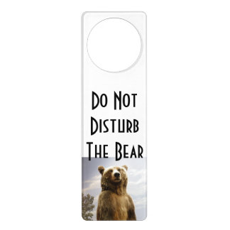 Do Not Disturb Door Hanger