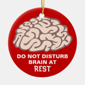 Do Not Disturb Door Hanger Ornament