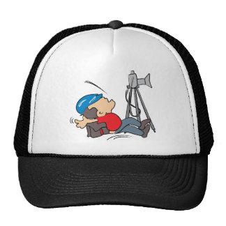 do not disturb mesh hat