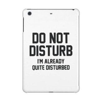 Do Not Disturb iPad Mini Retina Case