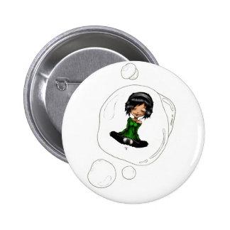Do not disturb please 2 inch round button