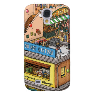 DO NOT DISTURB SAMSUNG GALAXY S4 CASE