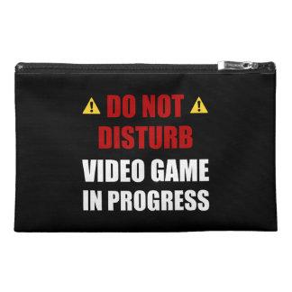 Do Not Disturb Video Game Travel Accessory Bag