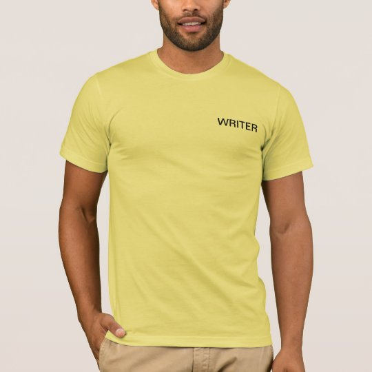 DO NOT DISTURB WRITER AT WORK T-Shirt