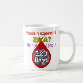 Do Not Donate 120 Days Mug by RoseWrites