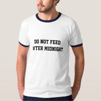 Do Not Feed After Midnight T-Shirt