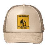Do Not Feed the DM Trucker Hats