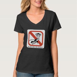 Do Not Feed The Monkey I T-Shirt