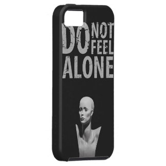 Do not feel alone iPhone SE/5/5s case