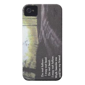 DO NOT FOLLOW I MAY NOT  CASE-MATE iPHONE4 CASE