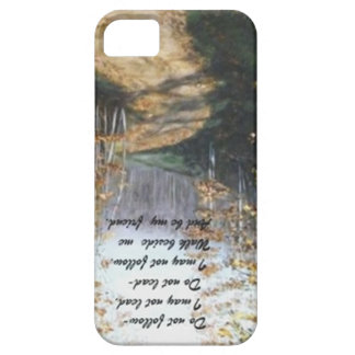 DO NOT FOLLOW I MAY NOT LEAD iPhone SE/5/5s CASE