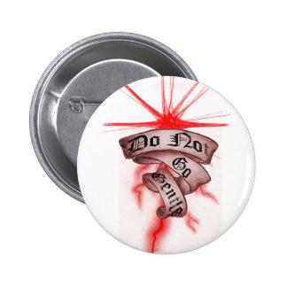 Do Not Go Gentle Pin