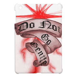 Do Not Go Gentle Case For The iPad Mini