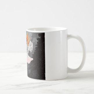 Do Not Go Gently Basic White Mug
