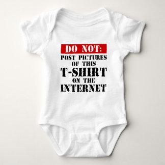 Do not Internet Shirt