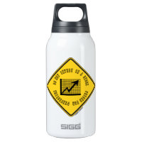 Do Not Invest In A Stock Priced For Perfection 10 Oz Insulated SIGG Thermos Water Bottle