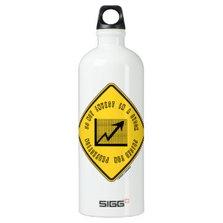 Do Not Invest In A Stock Priced For Perfection SIGG Traveler 1.0L Water Bottle