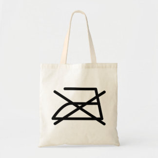 DO NOT IRON! TOTE BAG