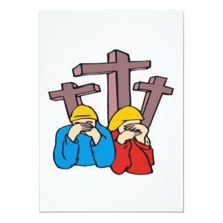Do Not Mourn Rejoice Card