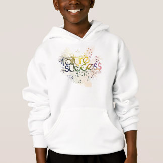 do not think of today's failure, but of success hoodie