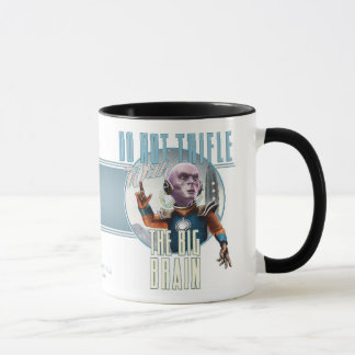 Do Not Trifle With the Big Brain Mug