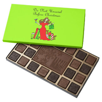 Do Not Unravel Before Christmas - Christmas Queen Assorted Chocolates