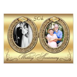 DO NOT USE GOLD PAPER!! 50th Anniversary Invite 2