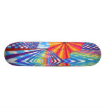 """""""Do not use with drugs"""" skateboard deck design"""
