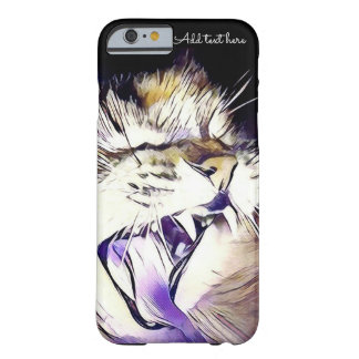 Do not wake the cat Phone cases Barely There iPhone 6 Case