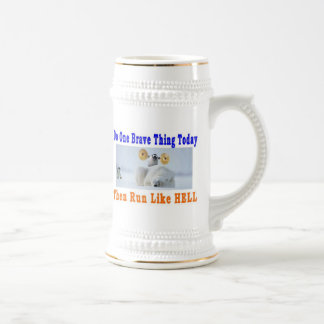 DO ONE GREAT THING TODAY BEER STEIN