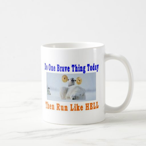 DO ONE GREAT THING TODAY CLASSIC WHITE COFFEE MUG