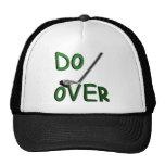Do Over Cap Trucker Hat