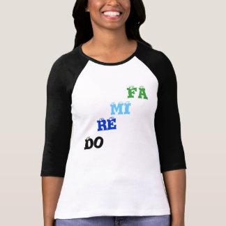 Do-Re-Mi Shirt
