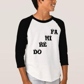 Do-RE-Mi Shirt black