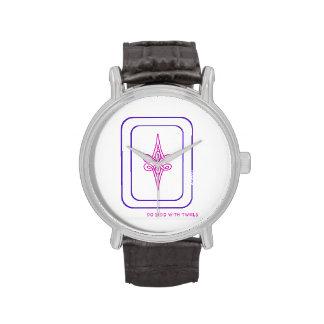 Do Si Do Twirls (small) Wrist Watch