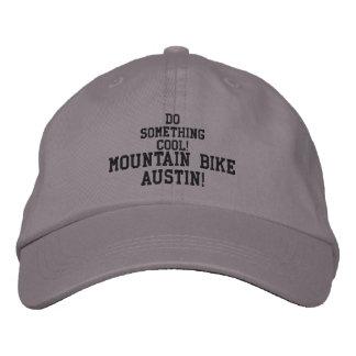 DO SOMETHING COOL? Mountain Bike Austin cap