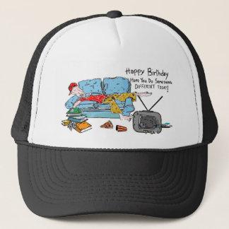 Do Something Different Birthday Trucker Hat