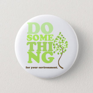 Do Something for the environment button