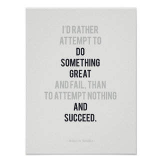 Do Something Great Poster