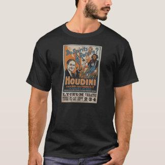 Do Spirits Return? Houdini Says No And Proves It T-Shirt