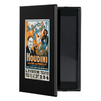 Do Spirits Return? Houdini Says NO - Proves It iPad Mini Case