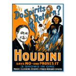 Do Spirits Return? Postcard