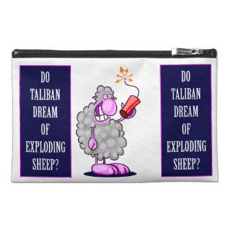 Do Taliban Dream of Exploding Sheep? Travel Accessory Bag