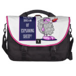 Do Taliban Dream of Exploding Sheep? Laptop Bags