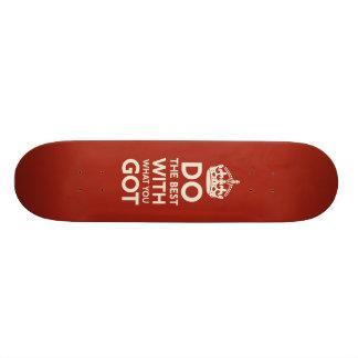 Do The Best Skateboard